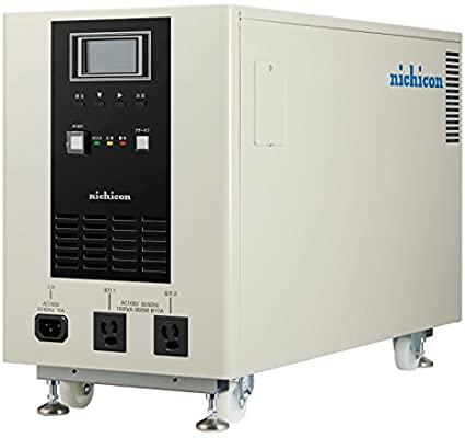ニチコン製蓄電池 ESS-P1S1