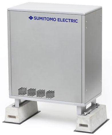 住友電工製蓄電池 PDS-1500S01 POWER DEPO Ⅲ