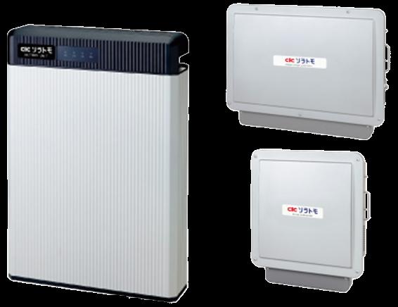 長州産業 蓄電池セット スマートPV